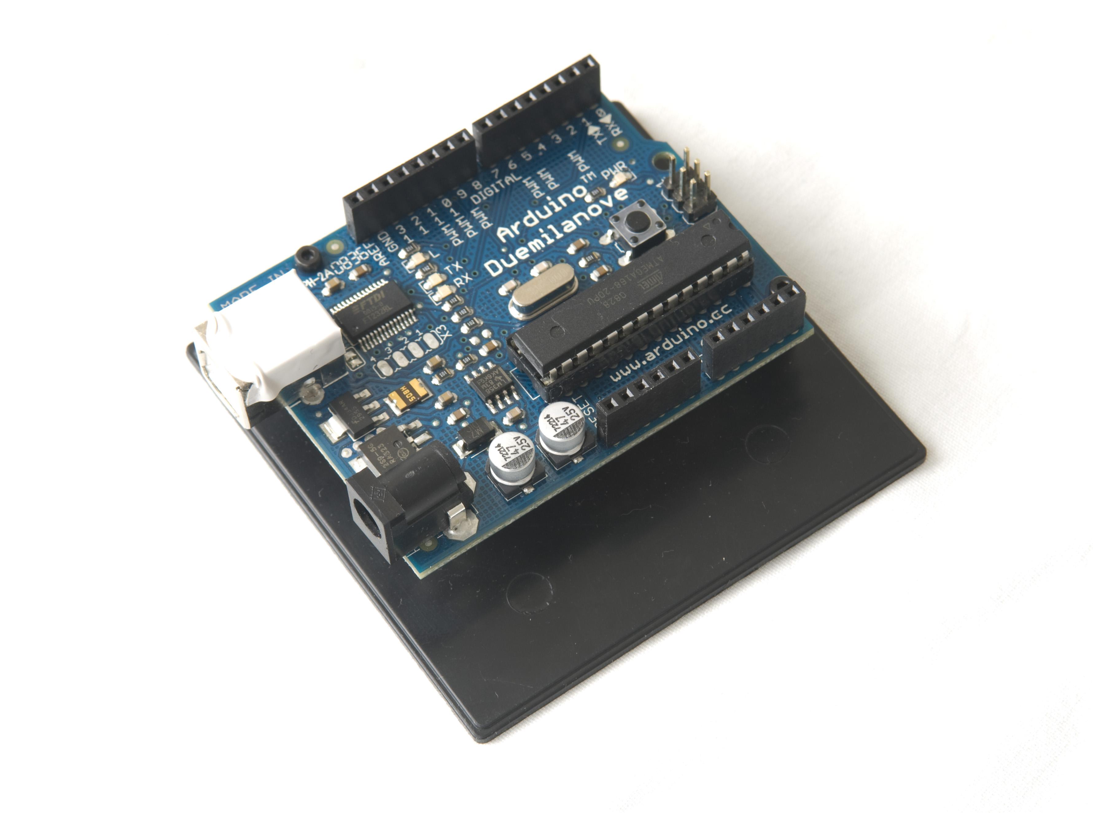 Arduino rangefinder